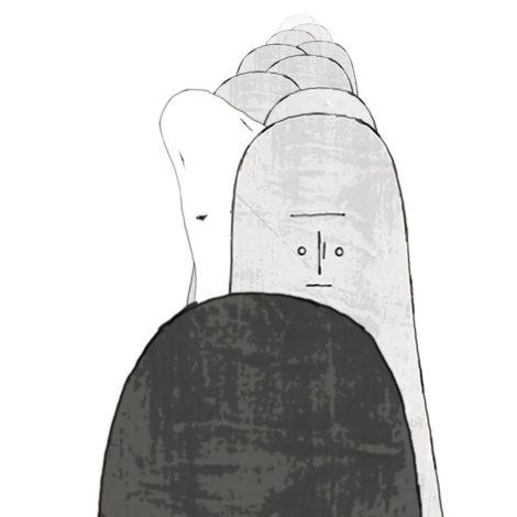 ドローイング Drawing 2018_1116